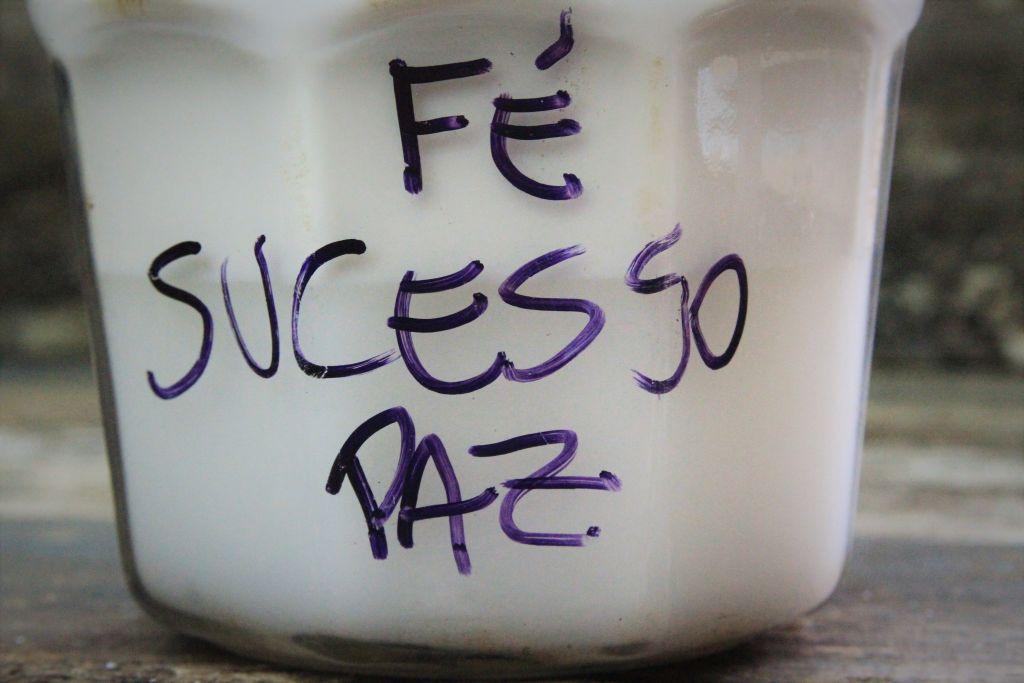 leite de coco caseiro energizado - amor pela comida