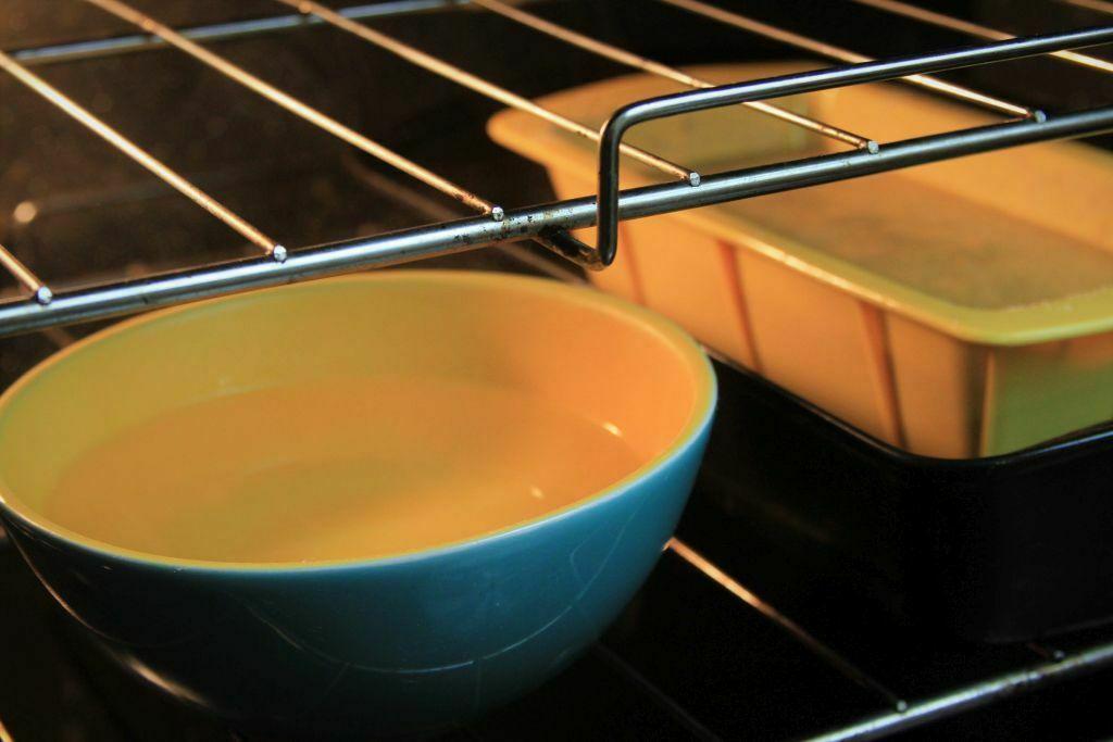 Pão de batata doce sem glúten e sem lactose de liquidificador crescendo