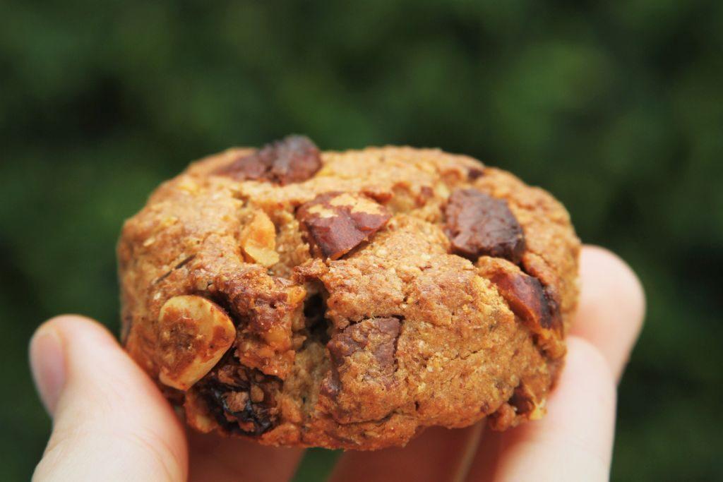 cookies de chocolate perfeito