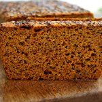 Pão de abóbora low carb de liquidificador fit sem glúten e sem lactose