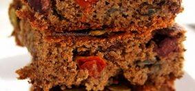 Receita de Torta Salgada de Atum Fit sem farinha, sem glúten, sem lactose, super proteica e simples de preparar!